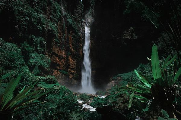 cascata giava