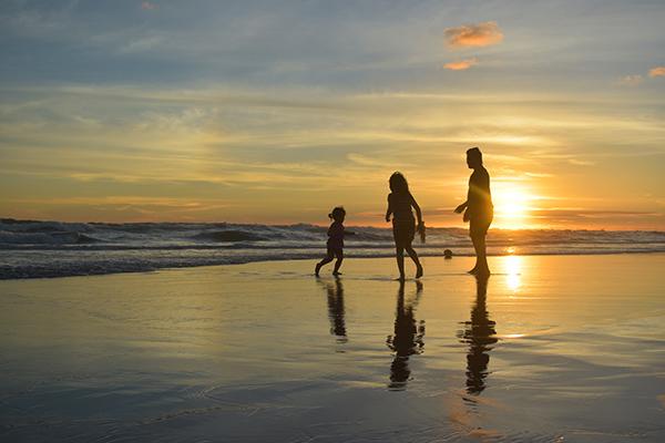 indonesia con bambini