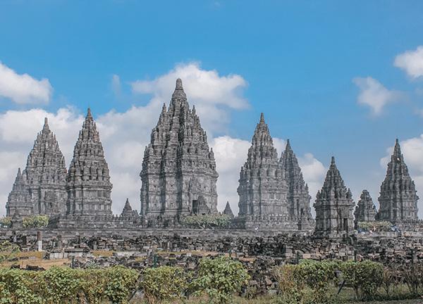 tempio prambanan