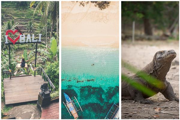 itinerario indonesia 15 giorni