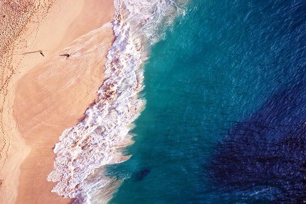 Spiaggia rosa Lombok