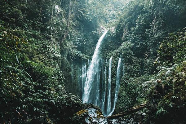 cascate Lombok