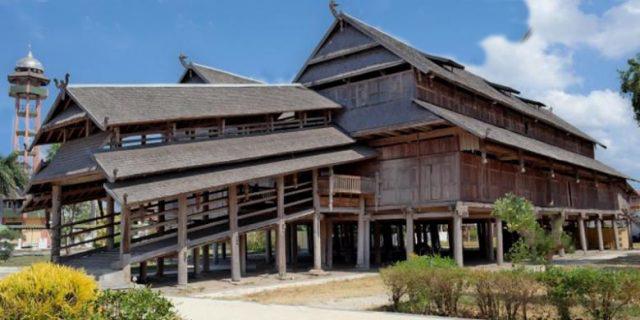 edificio storico Sumbawa